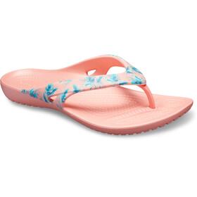 Crocs Kadee II Seasonal Flip Sandals Women Tropical/Melon